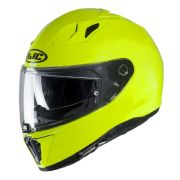 HJC i70 Solid Fluo Yellow